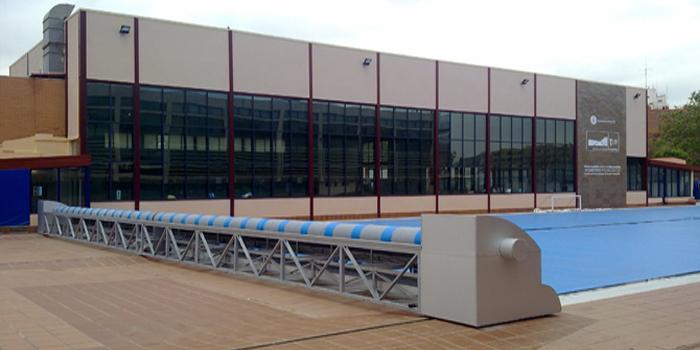 piscinas municipales del hospitalet vidal ingenier a