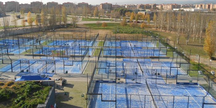 Centro deportivo de Pádel el Prat