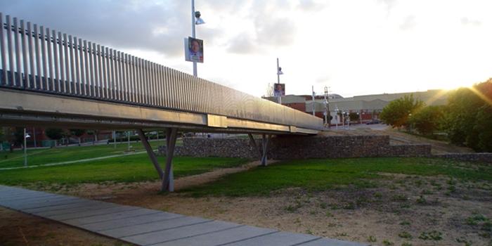 Parc de Pont Reixat de la Fontsanta